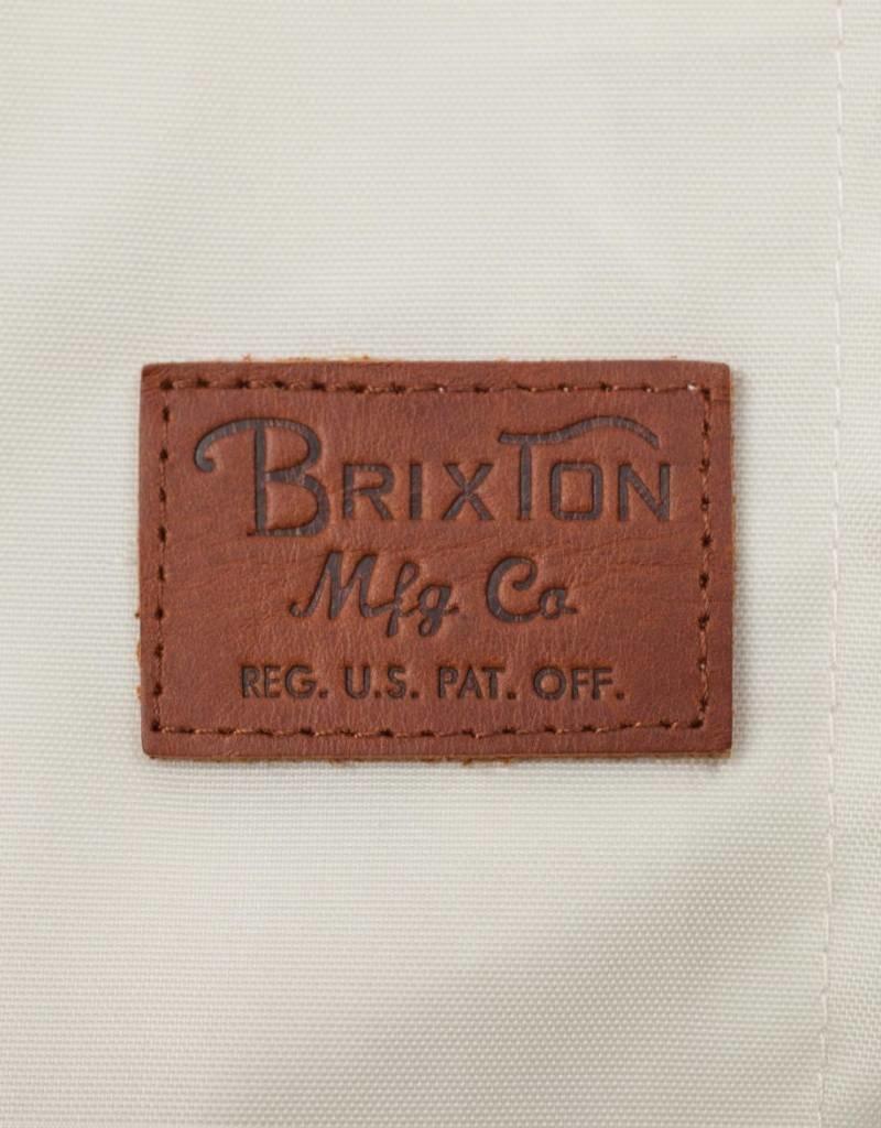 BRIXTON BRIXTON CLAXTON JACKET - BONE