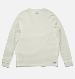 BANKS JOURNAL BANKS PRESTON L/S SHIRT - OFF WHITE
