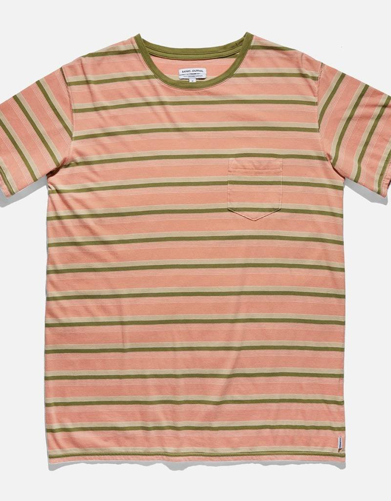 BANKS JOURNAL BANKS SANS TEE - FADED PEACH