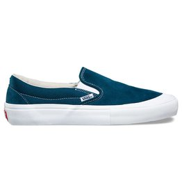 VANS VANS SLIP ON PRO TOE CAP - REFLECTING POND
