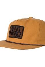 ANTI HERO ANTI HERO RSRVE PATCH HAT - TAN