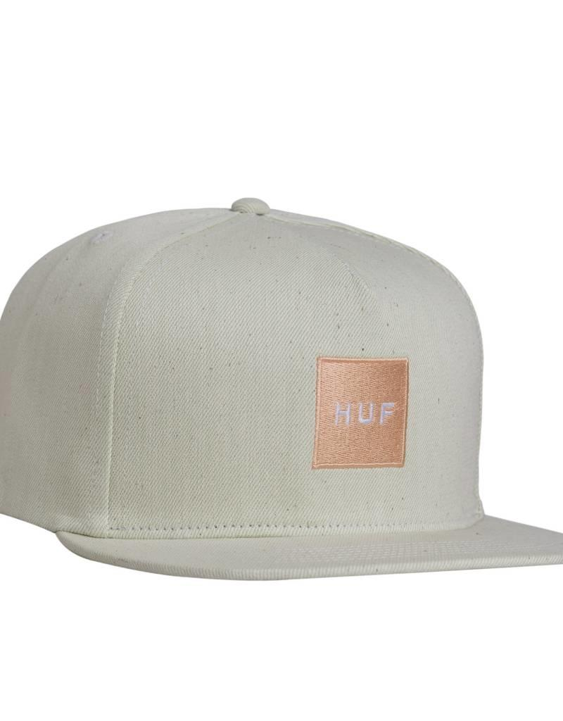 HUF DENIM BOX LOGO HAT - SAGE