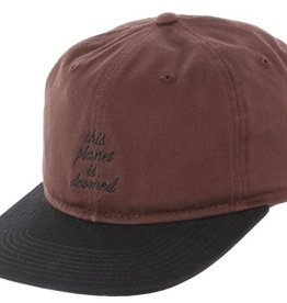 THE KILLING FLOOR KILLING FLOOR DOOMED HAT - CHOCOLATE