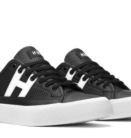 HUF FOOTWEAR HUF HUPPER 2 LO - BLACK/WHITE