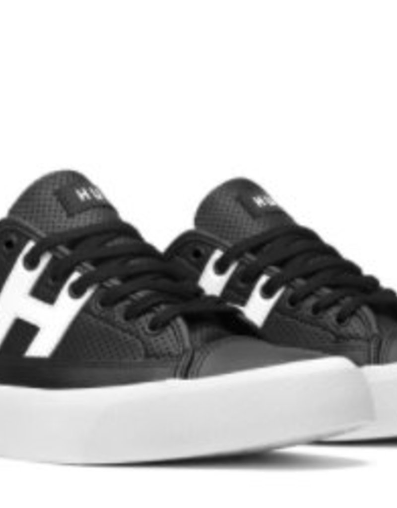 HUF FOOTWEAR HUF HUPPER 2 LO - BLACK/WHITE