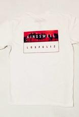 KINGSWELL KINGSWELL SUNSET S/S TEE