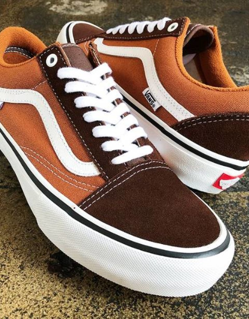 VANS VANS OLD SKOOL PRO - POTTING SOIL