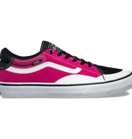 VANS VANS TNT ADVANCED PRO - BLACK/MAGENTA