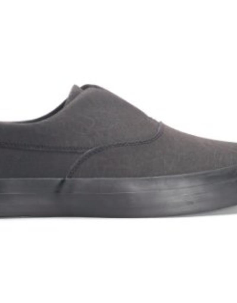 HUF FOOTWEAR HUF DYLAN SLIP ON - BLACK ON BLACK