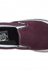 VANS VANS SLIP ON PRO (RAISIN/WHITE)