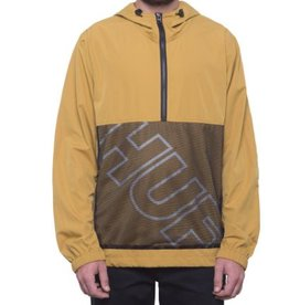 HUF WIRE FRAME ANORAK JACKET - HONEY MUSTARD