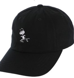 HUF X PEANUTS SNOOPY SK8 6 PANEL HAT