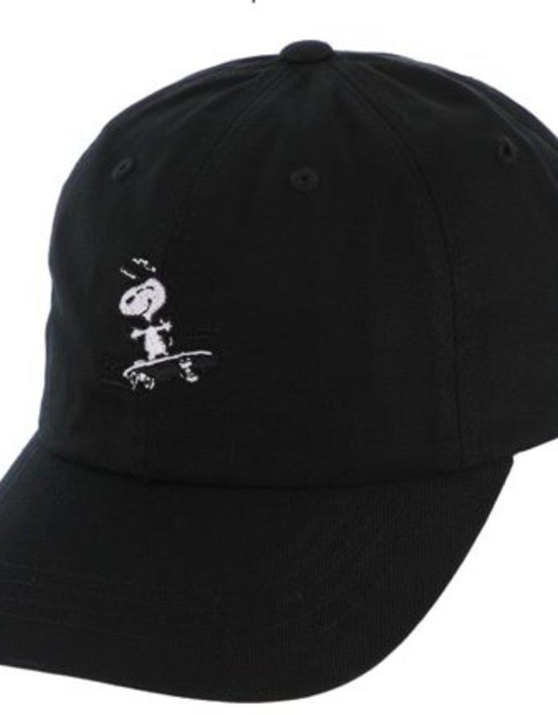 HUF X PEANUTS SNOOPY SK8 6 PANEL HAT