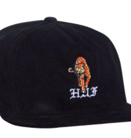 HUF CASE CLOSED STRAPBACK HAT