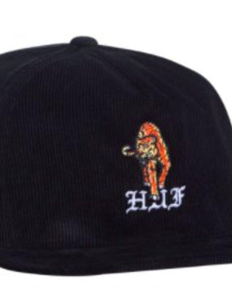HUF CASE CLOSED STRAPBACK HAT