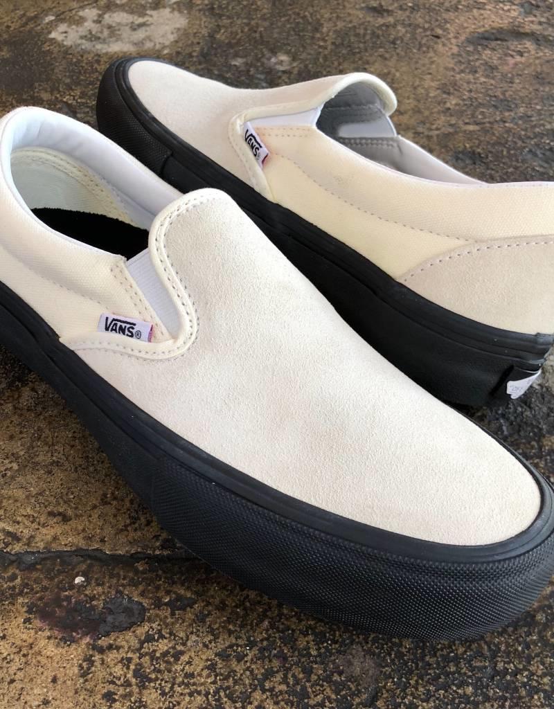 VANS VANS SLIP ON PRO - CLASSIC WHITE/BLACK