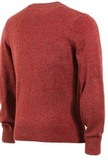 BRIXTON BRIXTON WES SWEATER - CLAY