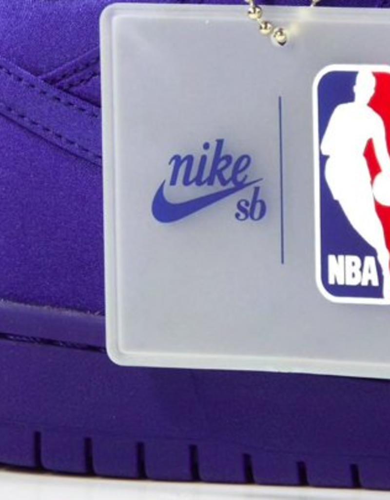 NIKE NIKE DUNK LOW TRD NBA - DEEP ROYAL BLUE