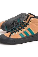 ADIDAS ADIDAS MATCHCOURT HIGH RX3 - BASE GREEN/CARBON/BLACK
