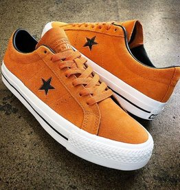 CONVERSE CONVERSE ONE STAR PRO OX - CAMPFIRE ORANGE/BLACK