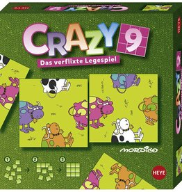 Heye Crazy9 Cows - Mordillo