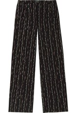 Maison Scotch Maison Scotch Sailor pants with ruffle pockets