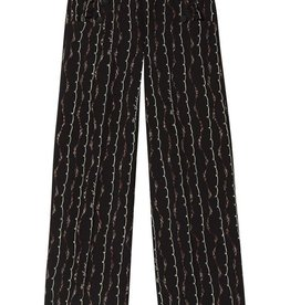 Maison Scotch Sailor pants with ruffle pockets