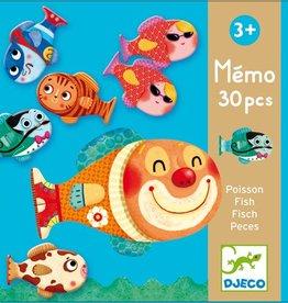Djeco Memo fish