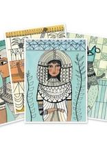Djeco Djeco Feutres pinceaux / Art égyptien