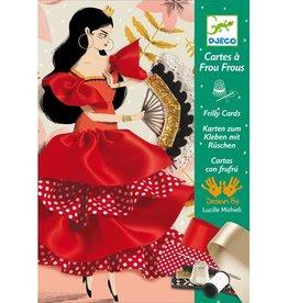 Djeco Frilly cards / Flamenco