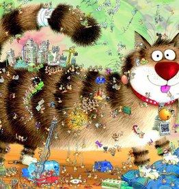 Heye Puzzle Cat's life - Degano
