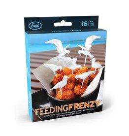 Fred Feeding frenzy - Pics en forme de mouette (x16)