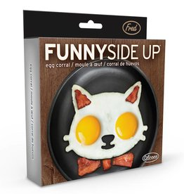 Fred Funny side-up cat - Egg mold