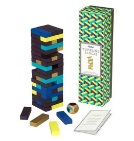Wild et Wolf Tumbling blocks