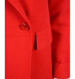 Molly Bracken Manteau court rouge