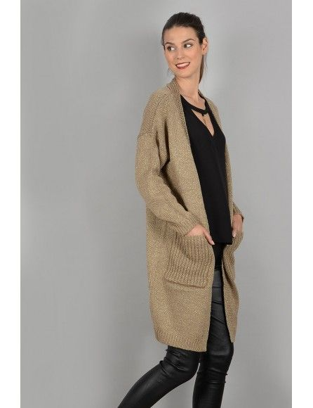 Molly Bracken Molly Bracken Ladies knitted cardigan