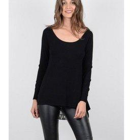 Molly Bracken Ladies sweater Black