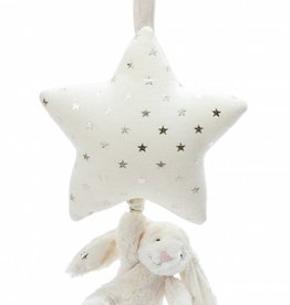Jellycat Twinkle bunny musical ball
