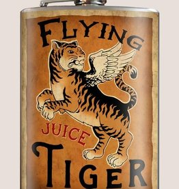 Trixie & Milo Flask - Flying Tiger