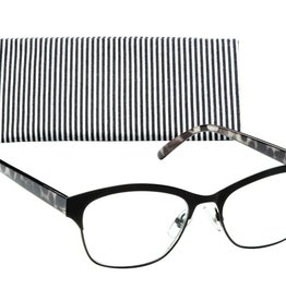 ICU Reading Glasses Black