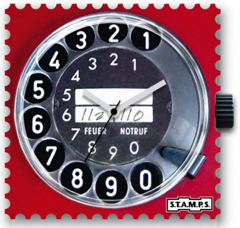S.T.A.M.P.S. Stamps Montre Call me