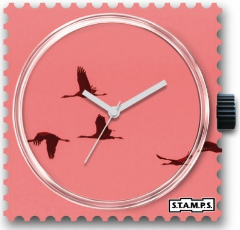 S.T.A.M.P.S. Stamps Watch Big journey
