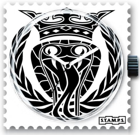 S.T.A.M.P.S. Stamps Montre Cobra