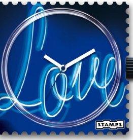 S.T.A.M.P.S. Montre Dark love