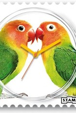 S.T.A.M.P.S. Stamps Montre Lovebirds