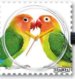 S.T.A.M.P.S. Watch Lovebirds
