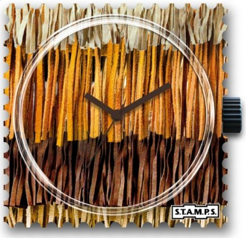 S.T.A.M.P.S. Stamps Watch  Fringe over fringe
