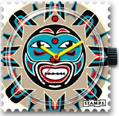 S.T.A.M.P.S. Stamps Watch Manitu