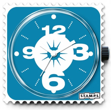 S.T.A.M.P.S. Stamps Montre Prime time
