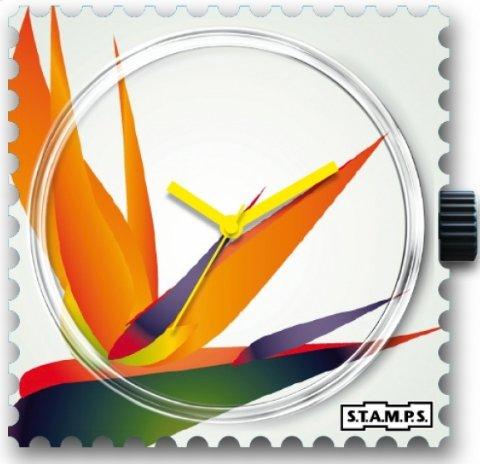 S.T.A.M.P.S. Stamps Montre Strelitzia